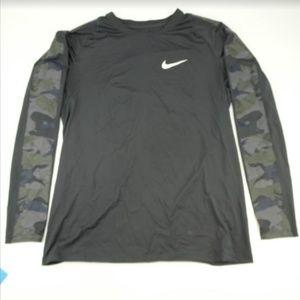 Nike Club Crew Pullover Men's Sweatshirt Camo NWT